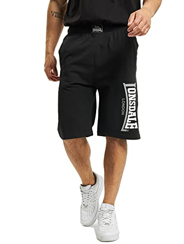 Lonsdale Pantalones cortos para hombre Logo Jam Sports