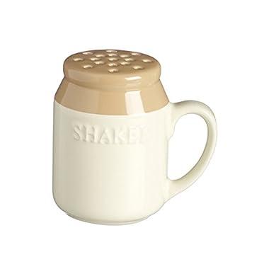 Mason Cash Cane Stoneware Flour Shaker, 8-7/8-Fluid Ounces