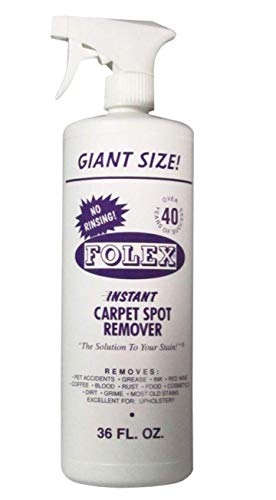 Folex Value Size Instant Carpet Spot Cleaner, 36 fl. oz.
