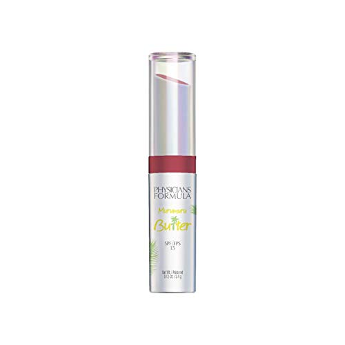 Physicians Formula Lippenstift - Murumuru Butter Lip Cream in 12 verschiedenen Farben, SPF 15,...