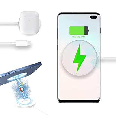15W Magnetic Wireless Charger, Compatible with ...