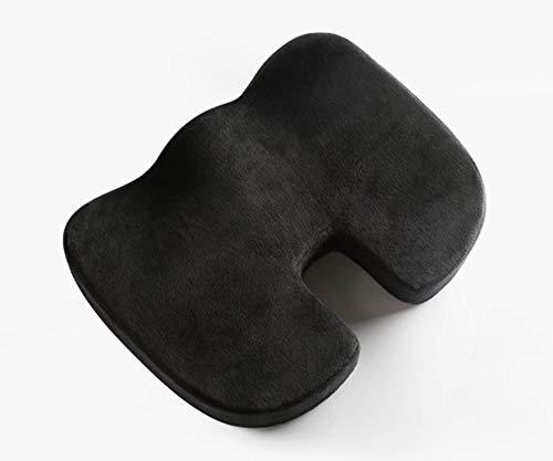 YLLAND Cuscino Cuscino Gel Memory Foam Seat Effetto Raffreddamento Acne, Osseo, Ufficio Casa LNNDE