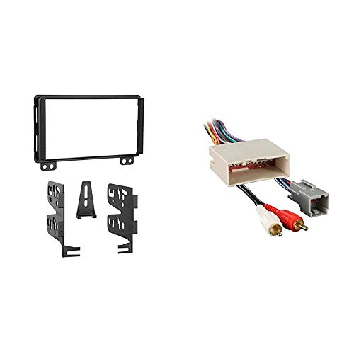 Metra 95-5026 Double DIN Installation Kit for Select 2001-up Ford, Lincoln and...