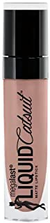 Wet n Wild MegaLast Liquid Catsuit Lipstick,Nudie Patootie 0.24 oz.