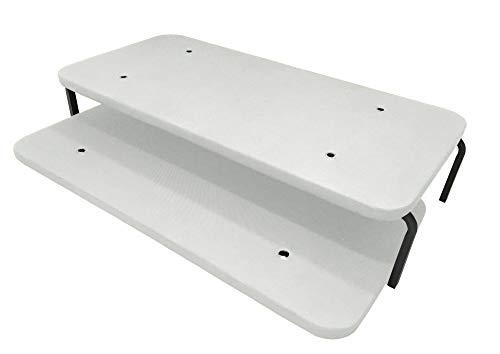 Duermete Cama Nido Canguro Tapizado Completo, Blanco, 90 X 190