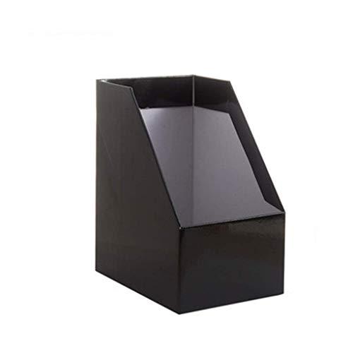 LY88 desktop rek bureau opbergmand papierhouder opbergdoos hoge capaciteit multifunctioneel kantoor kraftpapier opbergdoos desktop afwerking boekenstandaard (kleur: # 2)