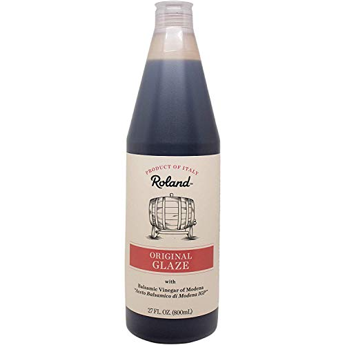 Roland Foods Balsamic Vinegar Glaze of Modena, 27 Ounce