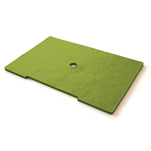 Konstantin Slawinski Filzauflage grün für Charge Box SL12