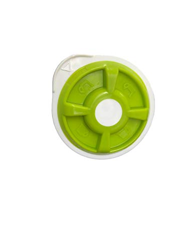 Kga-Supplies grüne Heißwasserscheibe für Bosch Tassimo Fidelia T40 T42 Kaffeemaschine