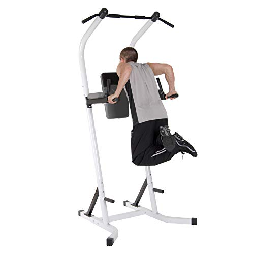 Product Image 2: Body Champ Fitness Multi Function Power Tower/Multi Station for Home Office Gym Dip Stands Pull Up VKR/Space Saving PT600
