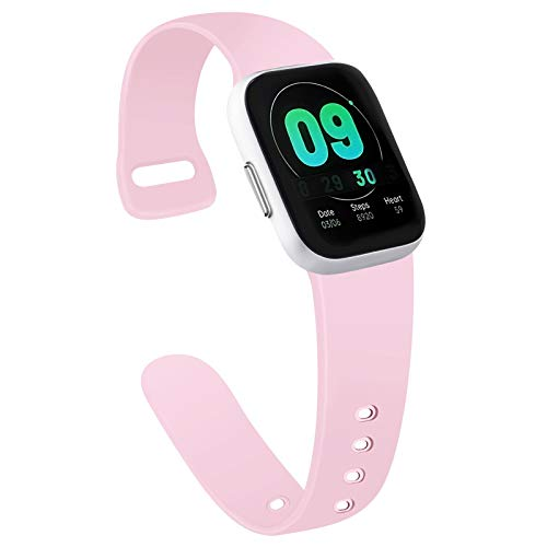AK Cinturino Compatibile per Apple Watch 44mm 42mm 38mm 40mm, Cinturino per Uomo e Donna Cinturino Sport in Silicone per iWatch Serie 5 4 3 2 1