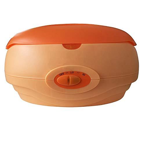 Parafina Violeta - Calentador baño parafina baño de parafina para manos y pies Color aleatorio