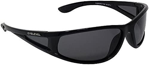 Eyelevel Floatspotter - Gafas de sol polarizadas, gato 3 UV400, lentes y protectores laterales