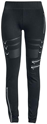 Chemical Black Inka Leggings Frauen Leggings schwarz M