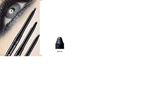 3 x Avon Glimmerstick Eyeliner Diamonds Black Ice