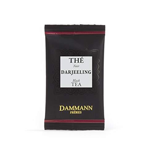 Pasticceria Passerini dal 1919 Dammann Darjeeling G.F.O.P. (Golden Flowery Orange Pekoe) Schwarzer Tee, 24 Filter, Dammann Frères