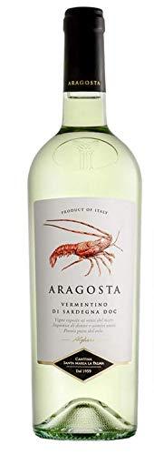 Vermentino di Sardegna DOC 'Aragosta' - Cantina S. Maria La Palma - 750 ml