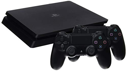 PlayStation 4 (PS4) - Consola de 1 TB + 2 Dual Shock 4 Wireless Controller -...