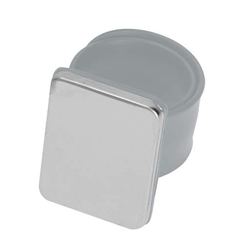 EXCEART 2 Pcs Magnétique Bracelet pour Épingles à Coudre Coussin Porte-Épingle pour Coudre Quilting Coiffure Salon Fournitures Gris
