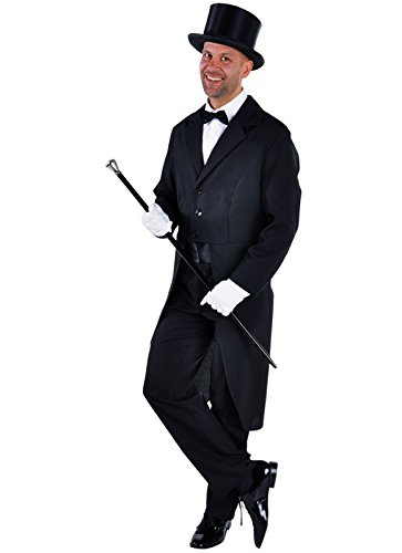 Veste Queue de Pie déguisement Homme