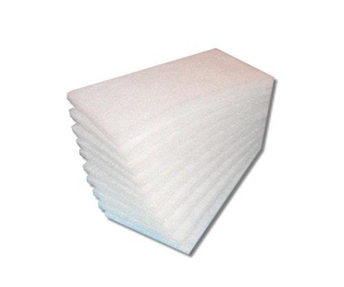 10 Filtermatten Luftfilter G4 für Wolf CWL 180, CWL 180 Excellent KWL Filter
