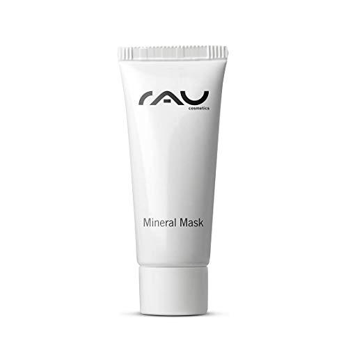 RAU Cosmetics Mineral Mask 8ml- Maschera viso con zinco e gesso curativo Rügen - per pelli e punti neri inestetici