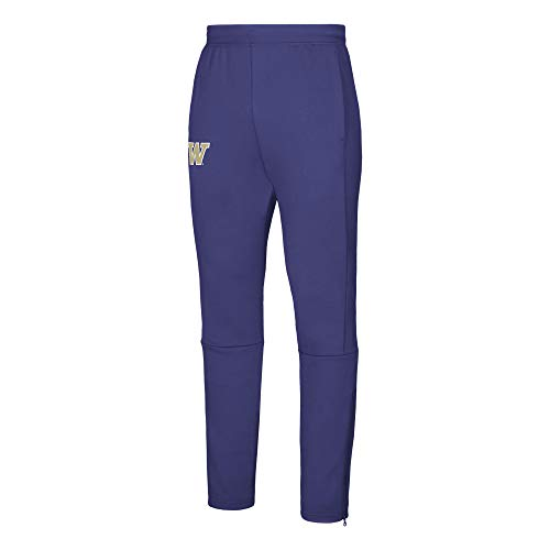 adidas Mens Locker Room Finished NCAA-Pantalón para Hombre, Morado, Extra-Large
