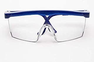 VIQILANY Safety Goggles Anti-wind,sand,Fog,Dust Resistant Eyewear protective glasses - Blue