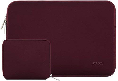 MOSISO Laptop Sleeve Compatible with 13-13.3 inch MacBook Pro, MacBook Air, Notebook Computer, Water...