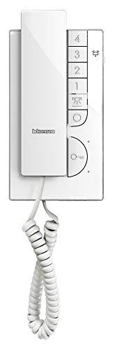 Audio-Hausstation CLASSE 100 A12M mit Handhörer, für die 2-Draht Technik