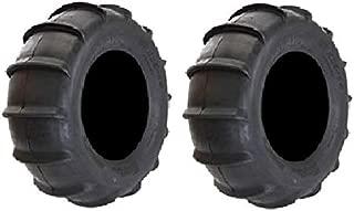 Pair of STI Sand Drifter 14 Paddle (2ply) 32x13-15 Rear ATV Tires (2)