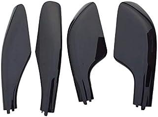 eastar Noir V/élomoteur /à commande num/érique /à R/églable Moto Scooter B/équille lat/érale Pied de la b/équille lat/érale