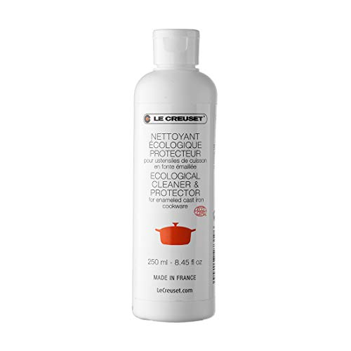 Le Creuset Enameled Cast Iron Cookware Cleaner, 8.45 oz.