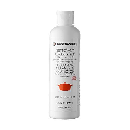 Le Creuset Biologischer Reiniger für emailliertes Gusseisen-Kochgeschirr, 250 ml