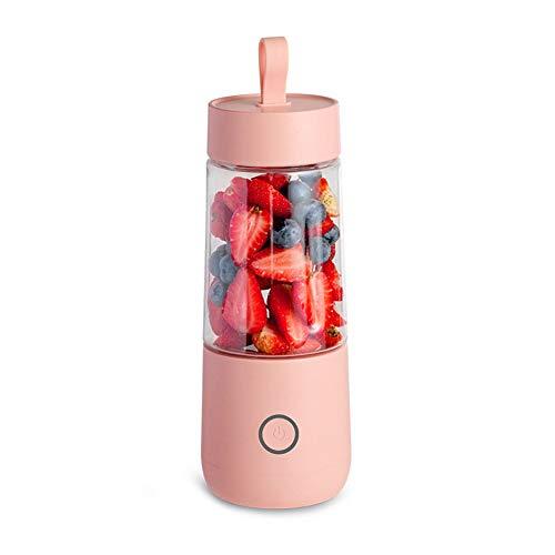 TOPCL Batidora personal, taza de zumo de vitamina, exprimidor portátil de carga...