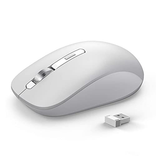 mouse wireless grigio Mouse Bluetooth