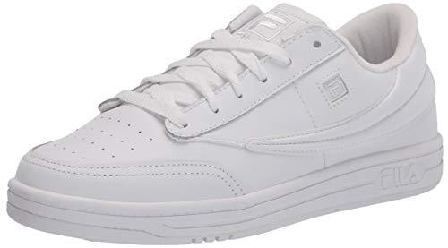 FILA Herren Tennis 88 Turnschuh, Weiß/Weiß/Weiß, 43 EU