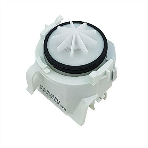 Lichtblau Ablaufpumpe passend für Bosch Siemens Neff Constructa 00620774 Laugenpumpe Copreci Geschirrspüler BLP3 01/003 620774 Spülmaschine Küppersbusch 437845