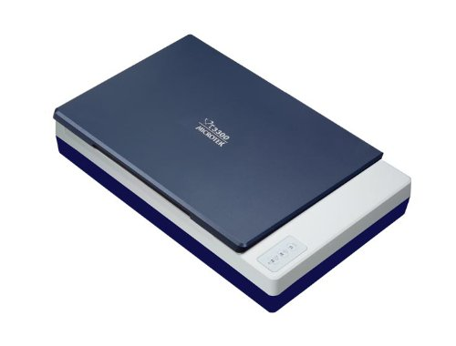 Microtek XT-3300 - Escáner (216 x 297 mm, Cama Plana, 1200 x 2400 dpi, ScanWizard DI - InterVideo MediaOne Gallery - FineReader Barcode Engine - Adobe Acrobat Reader, Twain, 278.5 mm)