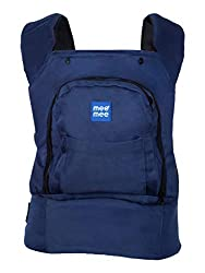 Mee Mee Light Weight Baby Carrier (Lightweight Breathable, Navy Blue),Mee Mee,MM-C 25 D