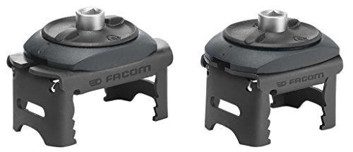 FACOM C.48-J2 Satz mit 2 Spezialsteckschlüsseln zum Auswechseln von Metall-Ölfiltern, 1 Stück