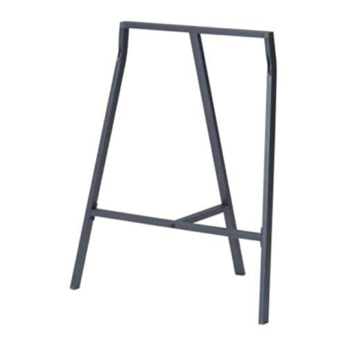 IKEA Lerberg 801.307.76 Trestle Gray - Caballete (27 1/2x23
