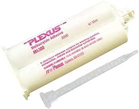 Plexus MA300 All Purpose High Strength 5-Minute MMA Adhesive 50ml/1.7oz Cartridge 6-Pack (30500)