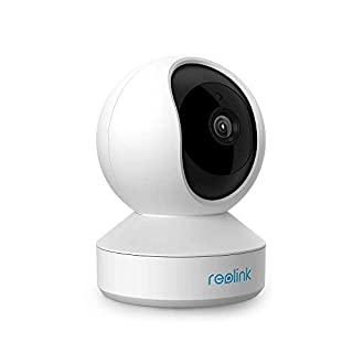 Reolink Pet Camera 3MP WiFi Baby Monitor Indoor 2.4GHz Wireless Home Security Work with Google Assistant, Dog Camera with Pan Tilt/Night Vision/Motion Detection/Cloud Service | E1 (B07ZZXT577) | Amazon price tracker / tracking, Amazon price history charts, Amazon price watches, Amazon price drop alerts