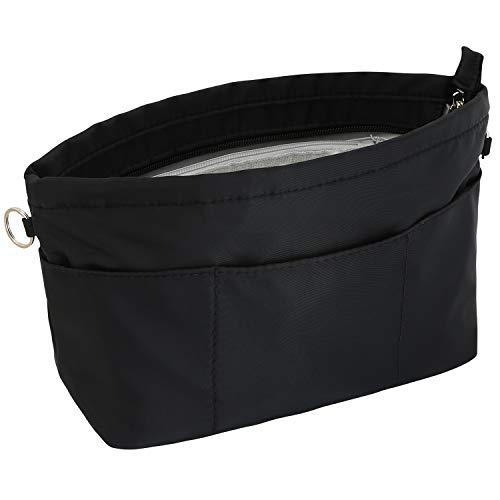 Joqixon Nylon Taschenorganizer Bag in Bag, Handtaschen Organizer, Innentaschen für Handtaschen, Taschen Organizer