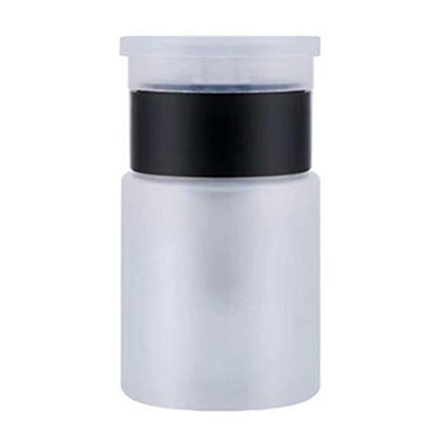 Danigrefinb nagellak verwijderaar navulbare flessendispenser 60 ml lege pompdispenser duidelijke nagellak make-up remover fles container