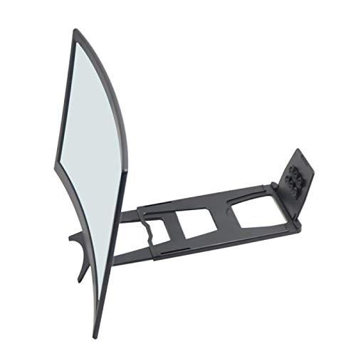 WEIXINMWP Lupa de la Pantalla del teléfono móvil 3D portátil de 14 Pulgadas para teléfonos móviles y tabletas Pantalla Universal portátil Lupa de Lupa