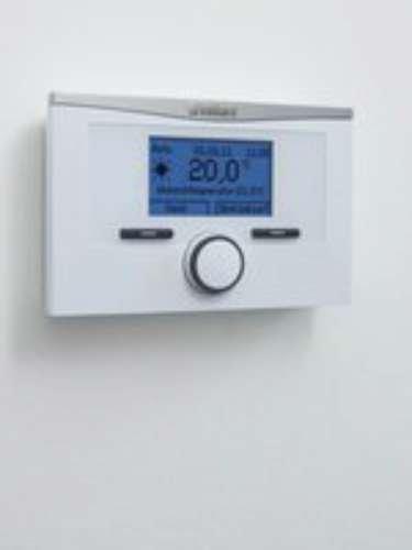 Vaillant 20124485 - Termostato calormatic 350f radio ebus