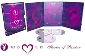Playboy - Women Stories of Passion Volume 1 and 2 (6 DVD Box Set) [NON-USA FORMAT, PAL REGION 2, IMPORT]