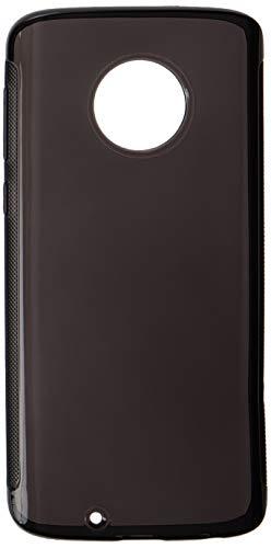 "Capa Moto G6 5.7"", Cell Case, Xt1925, Capa Protetora Flexível, Fumê"